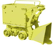 Mine shovel loader NL