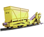 Storage truck ZV-01